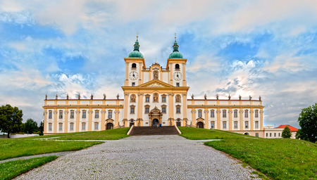 Holy Hill in Olomouc