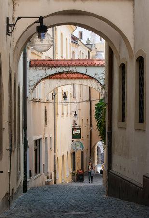 olomouc: Building Architecture in Olomouc