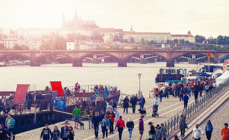 embankment: Prague Embankment