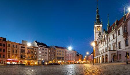 olomouc: The Upper Square in Olomouc