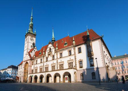 olomouc: Town Hall in Olomouc Editorial