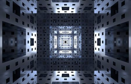 sponge: Menger Sponge Background