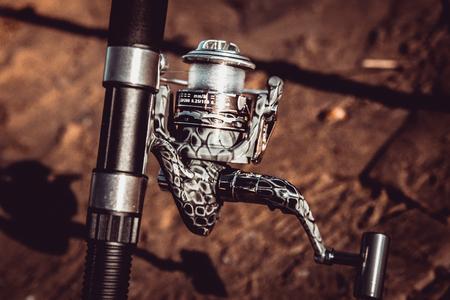 coil: La pesca de hobby del hombre real
