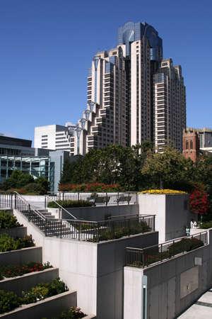 Modern Part of San Francisco