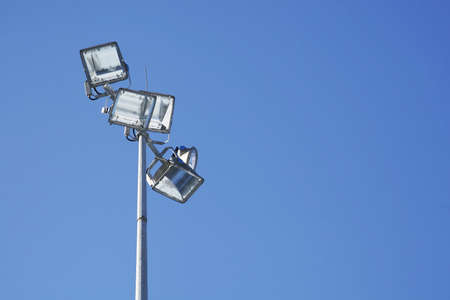 lighting system: Lighting system for sports field