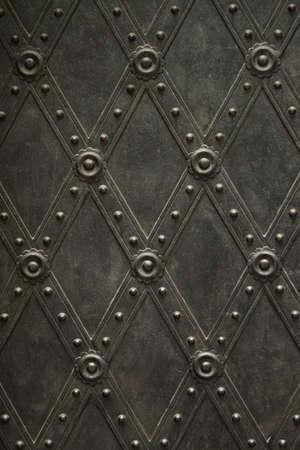 dark ages: Ancient metal pattern