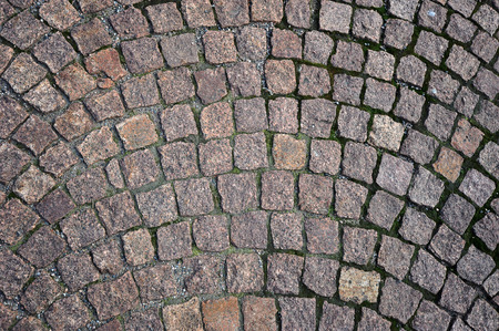 paving stone: abstract stone paving