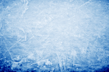abstract - hockey markings on ice Foto de archivo