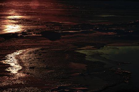 martian: abstract - lunar, Martian landscape