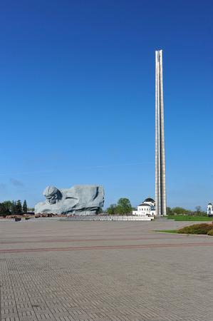 winning location: Memorial Brest fortress-hero.Belarus Editorial