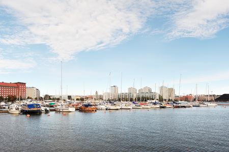 berth: berth Marina in the centre of Helsinkl, Helsinki, Finland