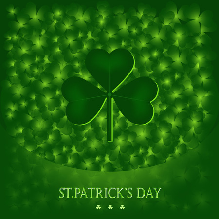 st  patrick's day: St. Patricks day background. Clover background.