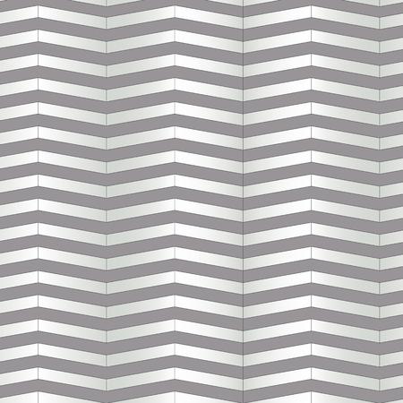 retro geometric seamless pattern - vector