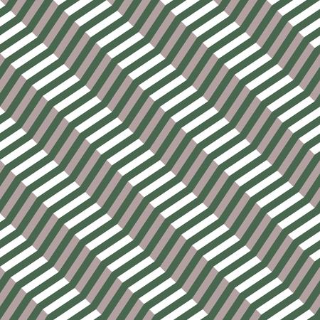 twill: abstract geometric pattern - seamless pattern