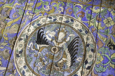 thailand temple: Pattern Thailand Temple Isan