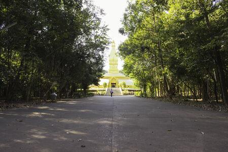 trad: Wat Nong Pha Pong Temple Thailand