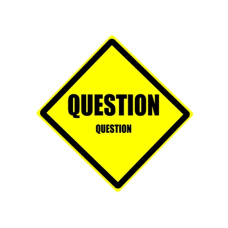 investigate: Question black stamp text on yellow background Stock Photo