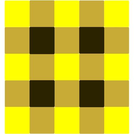 yellow black: amarillo mantel negro Fondo del modelo Foto de archivo