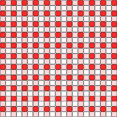 red tablecloth: Red Tablecloth Pattern
