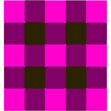 rosa negra: Fondo rosado del modelo del mantel negro
