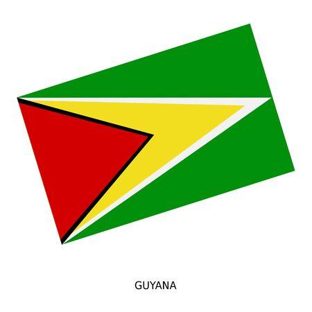 Guyana: National flag of Guyana