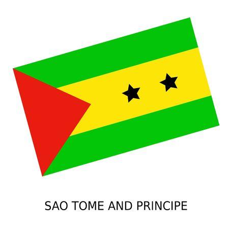 principe: Bandera nacional de Santo Tom� y Pr�ncipe