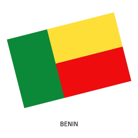 benin: National flag of Benin