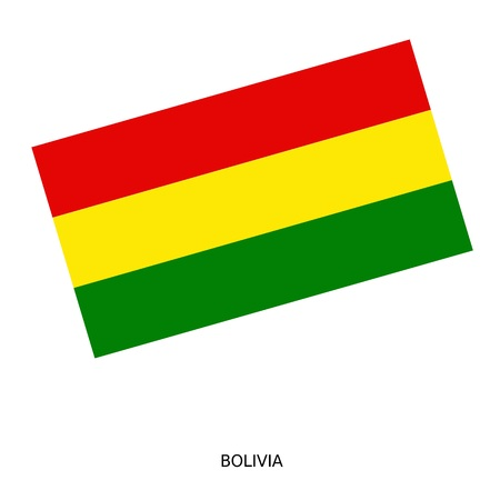 bolivia: National flag of Bolivia