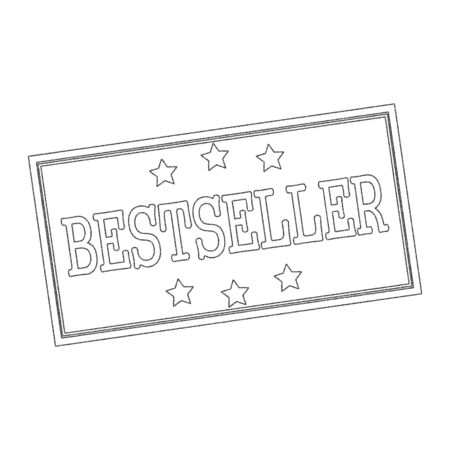 bestseller: Bestseller Text Written In Pencil Stock Photo