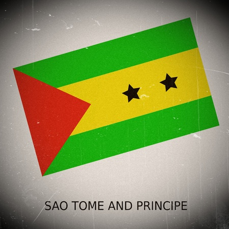 principe: Bandera nacional de Santo Tomé y Príncipe