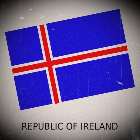 republic of ireland: National flag of Republic of Ireland