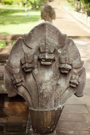 buriram: Prasat Phanom Rung 18 August 2015:Stone castle Art   Buriram Thailand