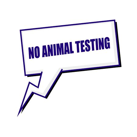 animal testing speech