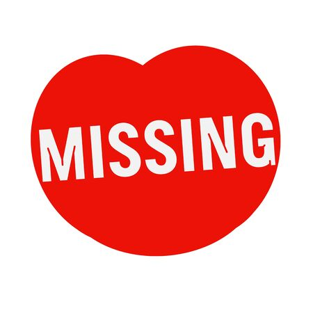 missing: MISSING wording on Red Heart