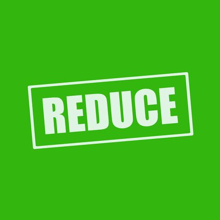 wording: Reduce white wording on rectangle green background