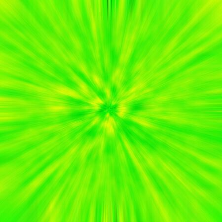 effect: Green-yellow lemon background light effect Stock Photo