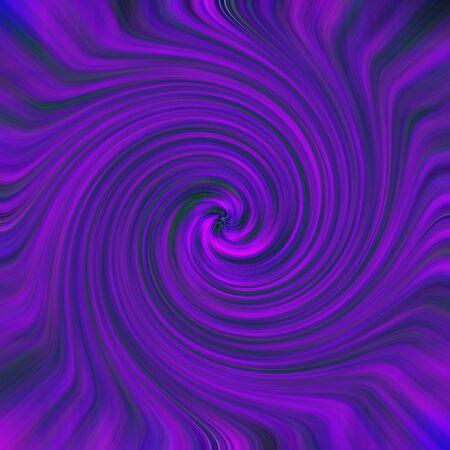 effect: Green-Purple background  light  twirl effect Stock Photo