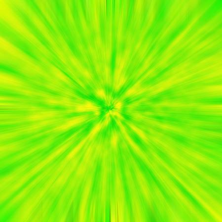 effect: Green-Yellow background light effect