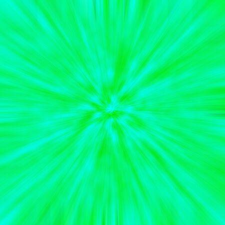 effect: Green-Bluewhite background light effect