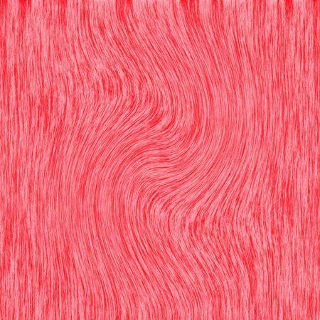 distort: Red wood Background distort twirl effect Stock Photo