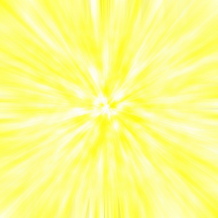 effect: Yellow-white background light effect