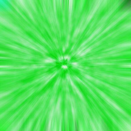 effect: Green-gray background light effect