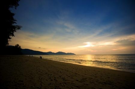 Batu Ferringghi Sunset