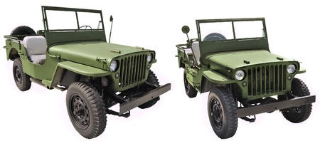 mb: U.S. Army road vehicle since the Second World War. Mass production began in 1941