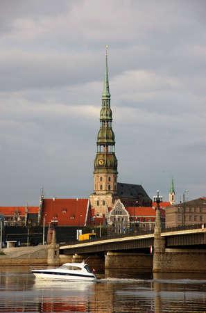 Old Riga Stock Photo - 7760753