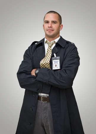 fbi: L'agent de contr�le de la qualit�? FBI homme? Compliance officer? Des incendies? Faites votre choix. Vous pouvez m�me cr�er votre propre ID pour