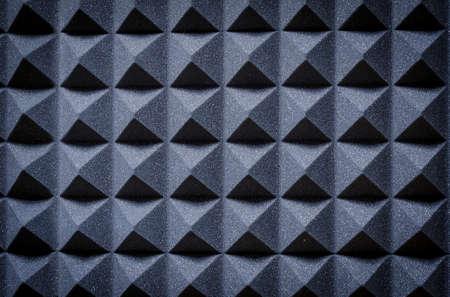 Panneaux acoustiques dans le studio Banque d'images - 44015995