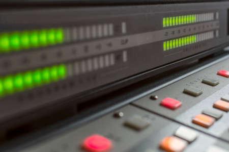audio: audio console