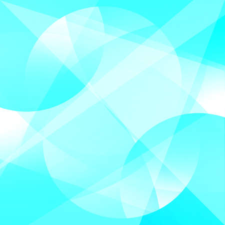 abstract art: abstract blue art background Stock Photo