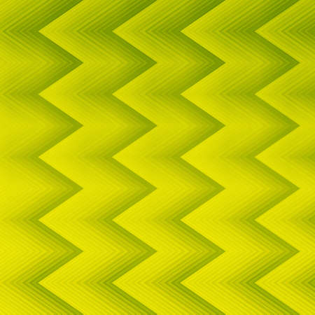 green background: Green zigzag pattern background Stock Photo